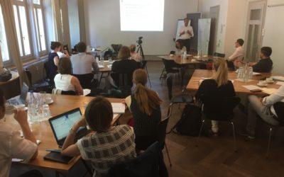 regiosuisse-Wissensgemeinschaft «CSR und Regionalentwicklung – Neue Partnerschaften in der Regionalentwicklung»