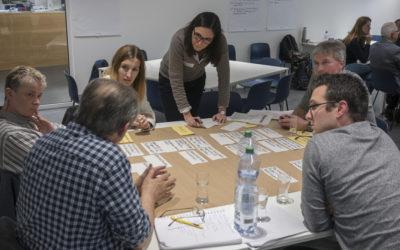 Analyse der für das BAFU wichtigen Akteure im ländlichen Raum und ihrer Bedürfnisse in den Bereichen Kommunikation und Bildung