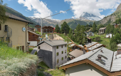 Wie kann die Schweiz mit dem Klimawandel umgehen?