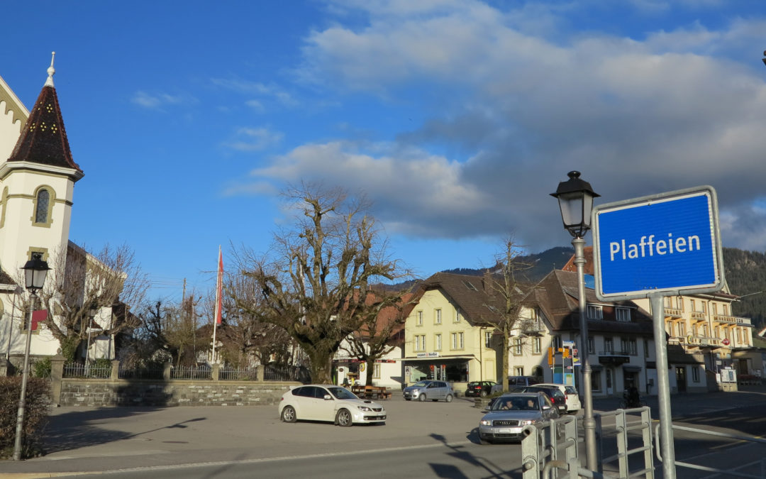 Plaffeien 23: Projekt zur Belebung des Dorfzentrums gestartet