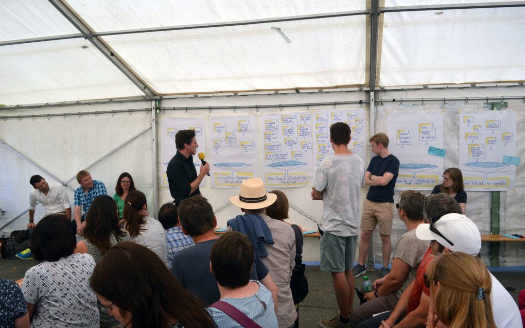 Design Thinking in der Gemeindeentwicklung: Das Projekt «Plaffeien 23» zeigt, wie lösungsorientierte Partizipation funktionieren kann