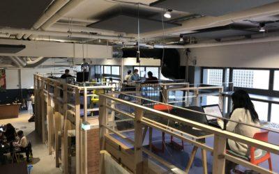 Räume + Menschen + Methoden = Innovation