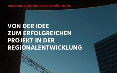 Von der Idee zum erfolgreichen Projekt in der Regionalentwicklung