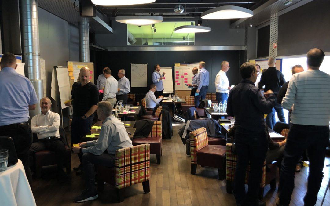 SUISSEDIGITAL: Co-creation motiviert gemischt zusammengesetzte Teams