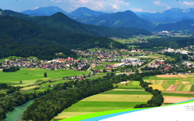 A Green Infrastrcture Vision for the Alpine Space