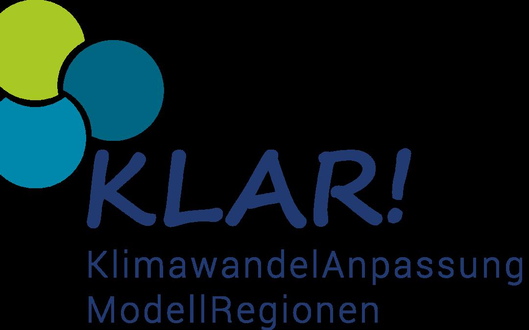 Förderprogramm Klimawandel-Anpassungsmodellregionen KLAR! – Jurytätigkeit