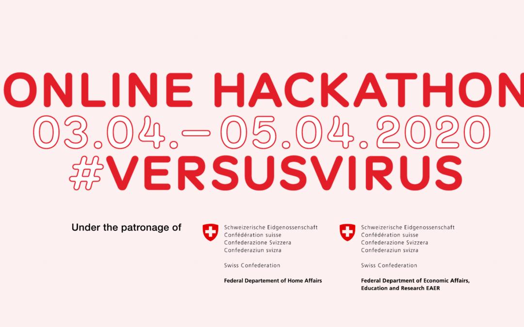 PLANVAL am Versus Virus Hackathon