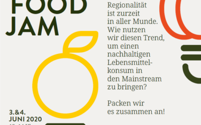 Mach mit beim virtuellen Future Food Jam!