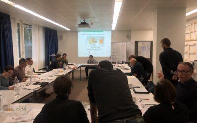 Halbzeit auf dem Weg zur Strategie Anpassung an den Klimawandel St.Gallen