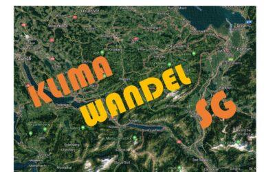 Strategie zur Anpassung an den Klimawandel im Kanton St.Gallen