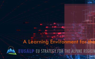 EUSALP Learning Environment