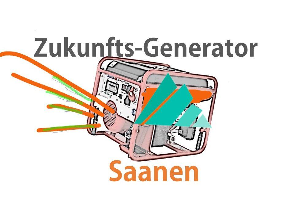 Zukunfts-Generator in Saanen erfolgreich lanciert!