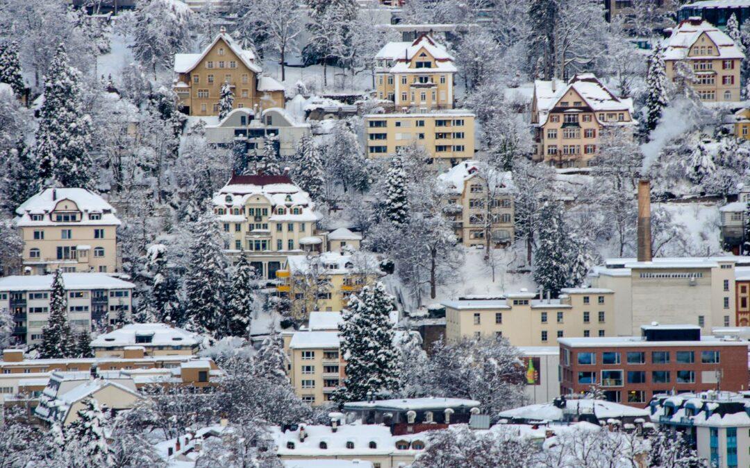 Anpassungsstrategie Klimawandel St.Gallen geht in die heisse Phase