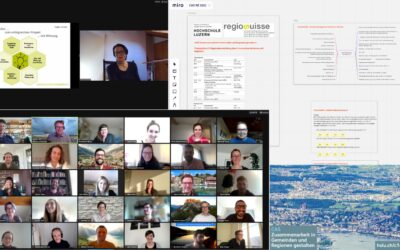 Praxiserfahrung und übergeordnetes Wissensmanagement – die ideale Kombination
