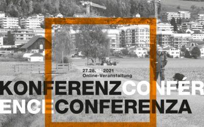 regiosuisse-Konferenz 2021: PLANVAL ist mittendrin! Was machen Sie?