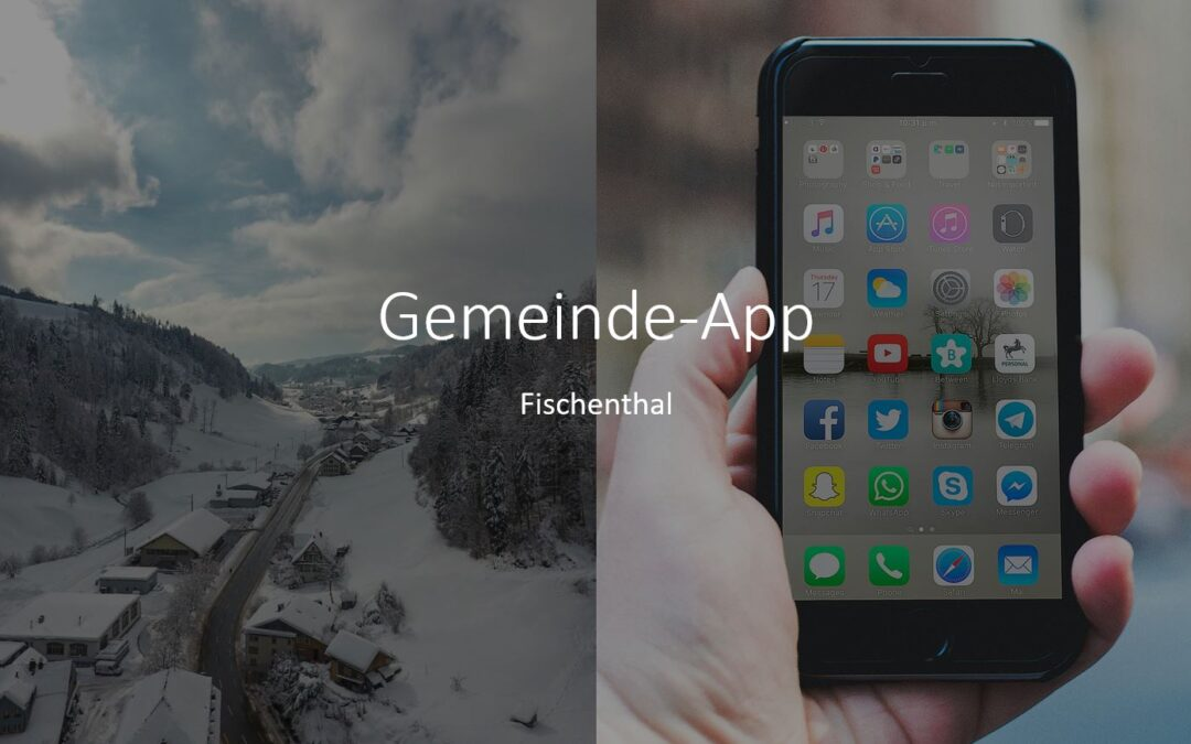 Gemeinde-App: so klappt's!