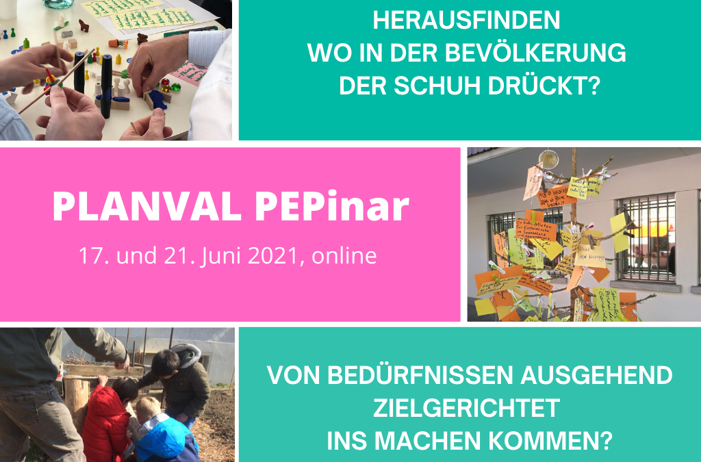 PEPinar: Save the date