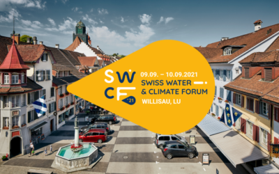 Erstes «Swiss Water & Climate Forum»: PLANVAL ist Partner